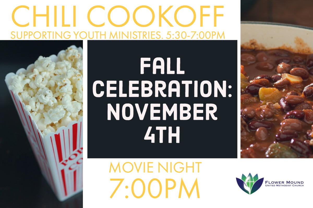 Fall Celebration: Chili Cook-Off and Movie Night